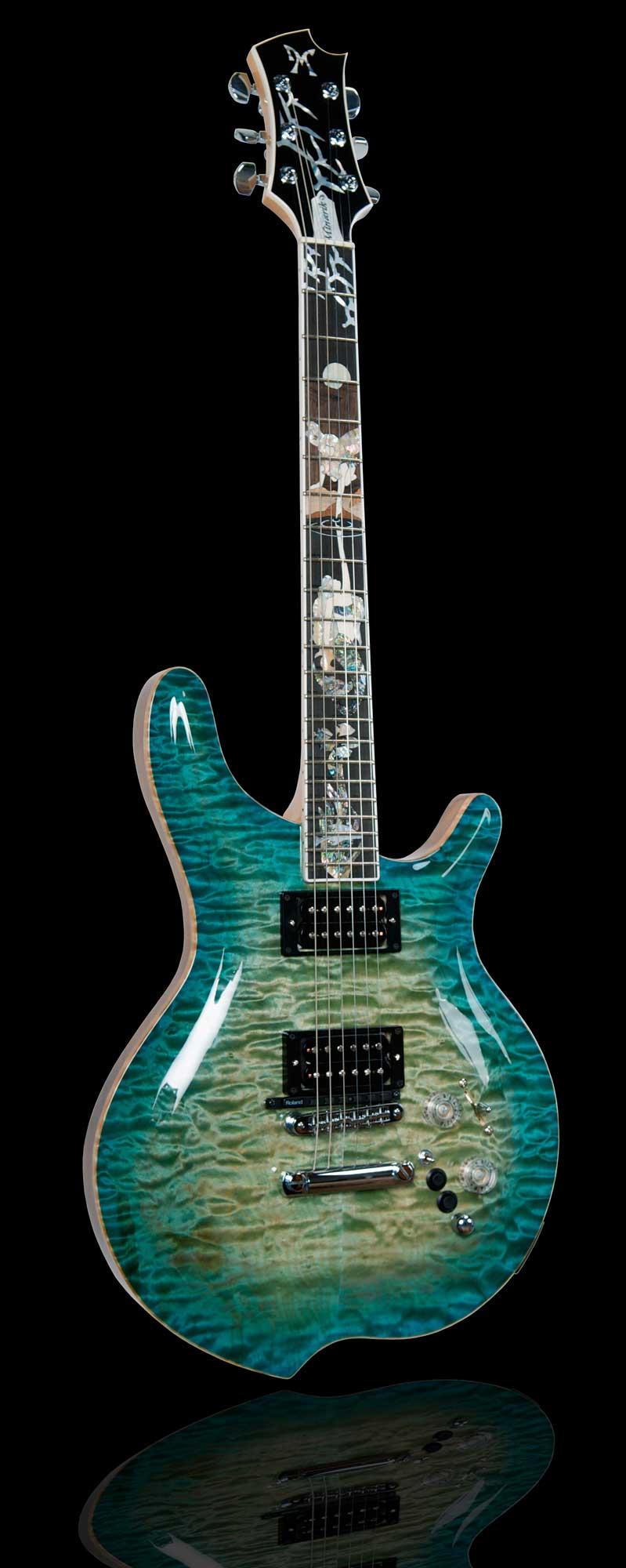 Minarik Guitars Sceptre